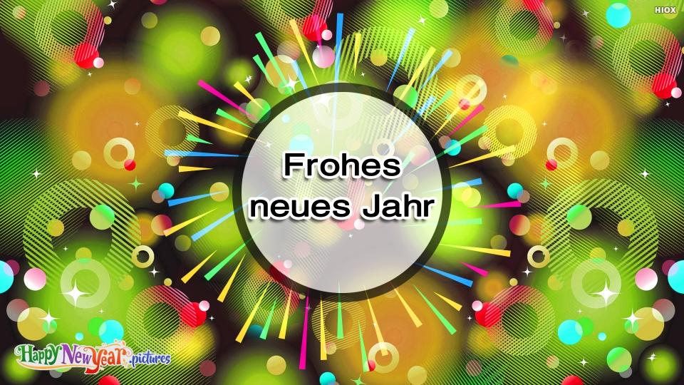 Frohes Neues Jahr An Alle