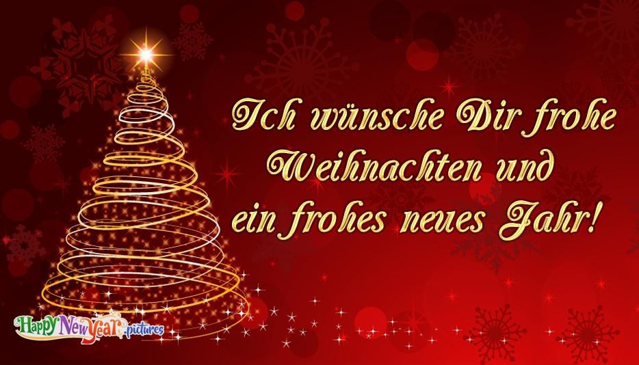 ich wünsche ihnen frohe weihnachten