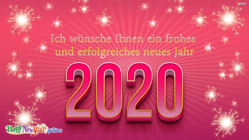 Frohes neues Jahr Neujahr