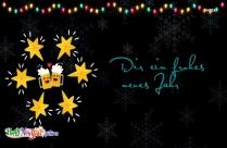 Dir Ein Frohes Neues Jahr