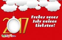 Frohes Neues Jahr Meinen Liebsten!