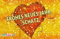 Frohes Neues Jahr, Schatz