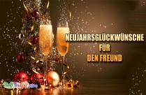 Neujahrsglückwünsche Für Den Freund