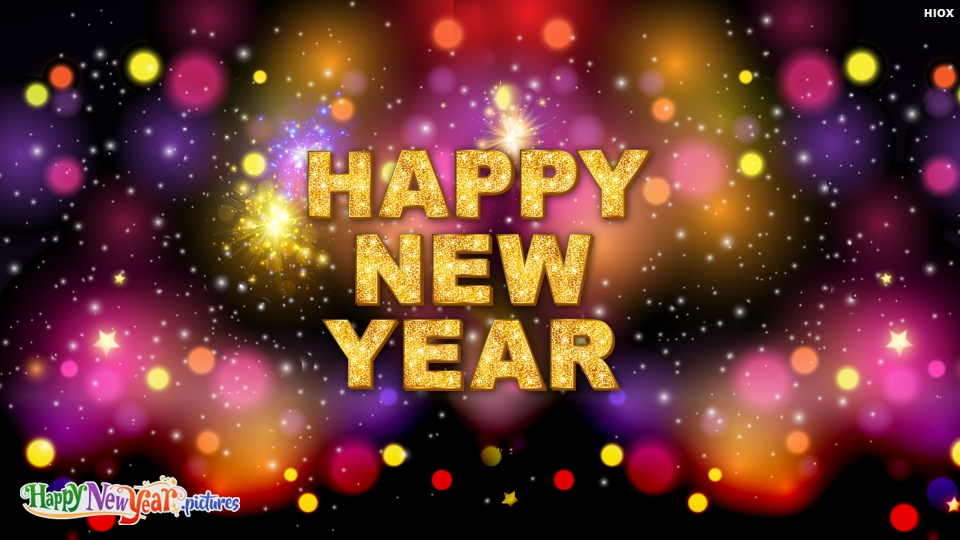 Happy New Year Facebook Images