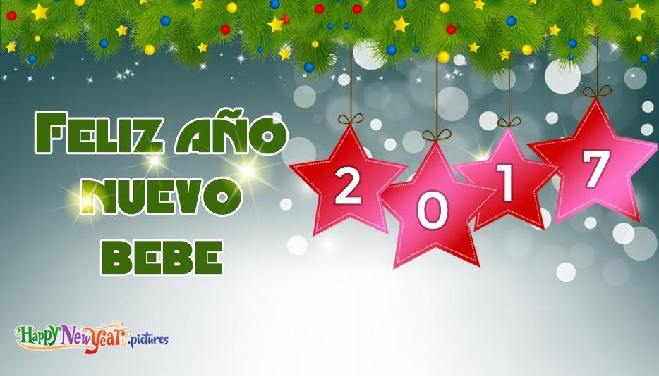 Feliz año nuevo bebe