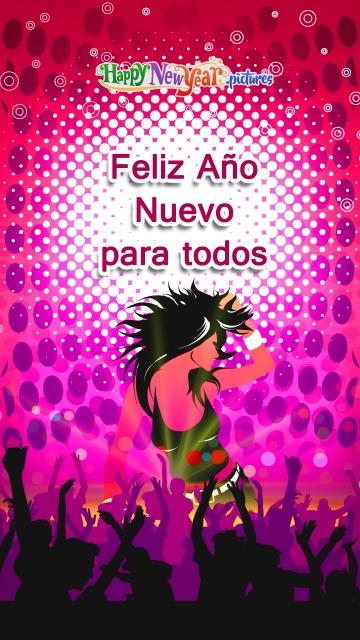 Feliz Año Nuevo Para Todos