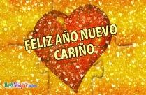 Feliz Año Nuevo Cariño