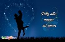 Feliz Año Nuevo Mi Amor