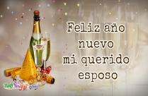 Feliz Año Nuevo Mi Querido Esposo