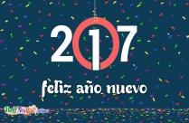 Imagen De Feliz Año Nuevo 2017