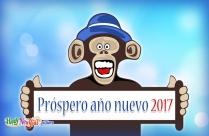 Próspero Año Nuevo