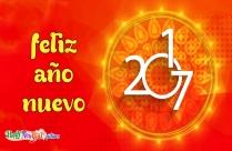 Saludos De Feliz Año Nuevo
