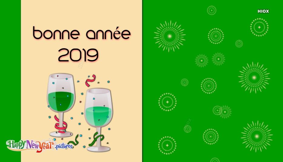 Bonne Année 2019 Image
