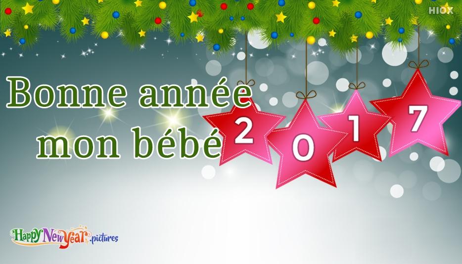 bonne année Chéri