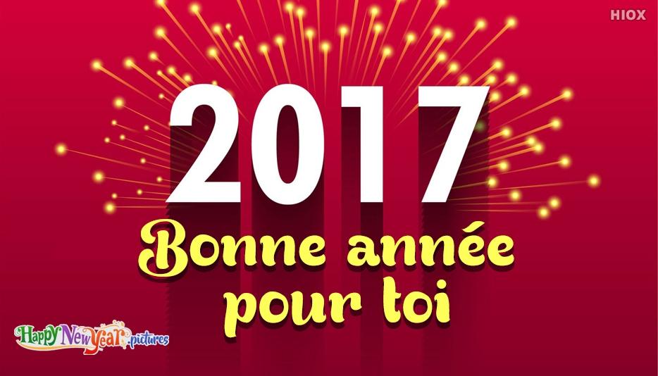 bonne année Meilleurs Amis