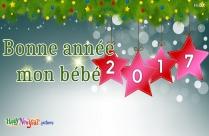 Bonne Année Mon Bébé