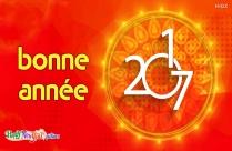 Salutations De Bonne Année
