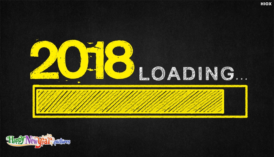 2018 Loading | Happy New Year 2018