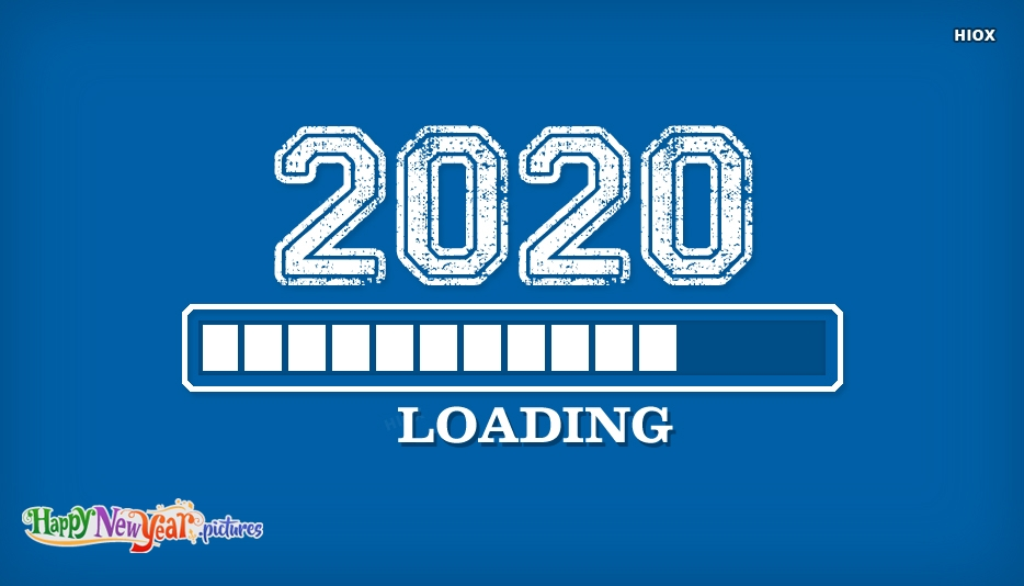 2020 Loading Wallpaper