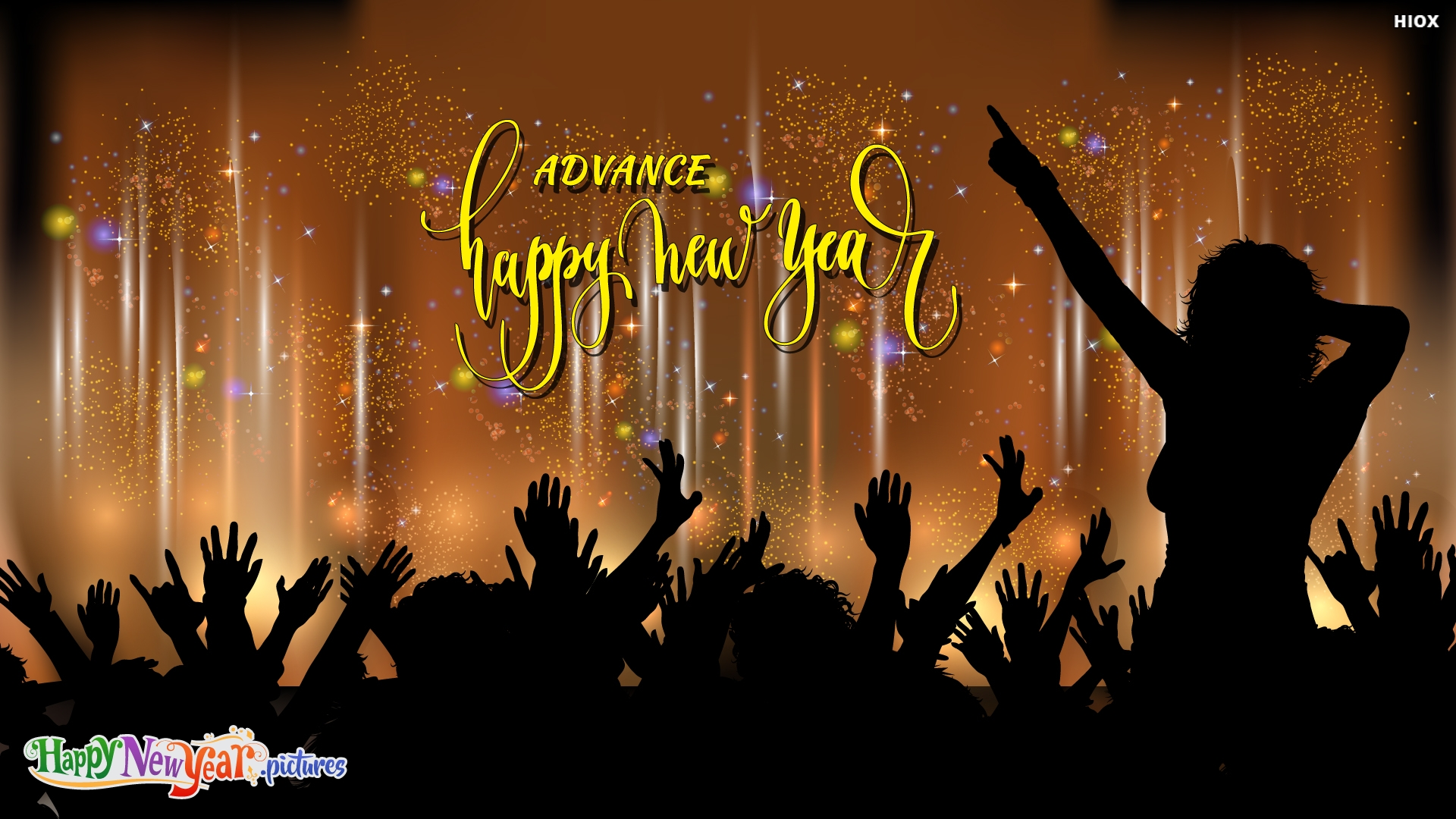 Advance Happy New Year 2020 Wishes To Everyone