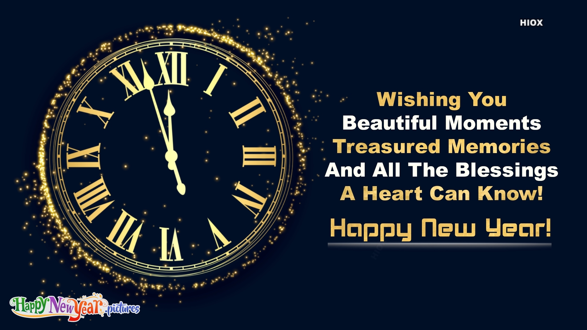 Best Happy New Year Wishes To All