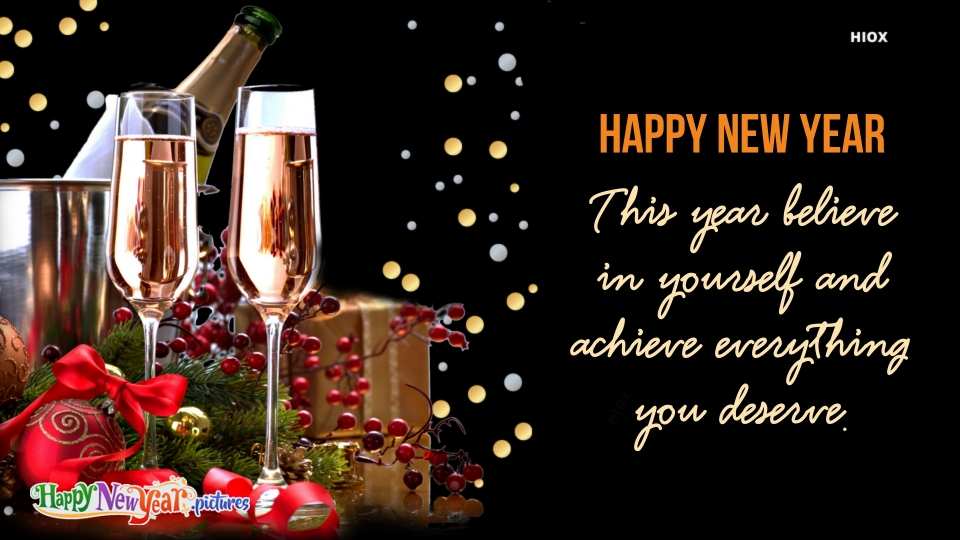 Best Happy New Year Wishes Images, Wallpapers