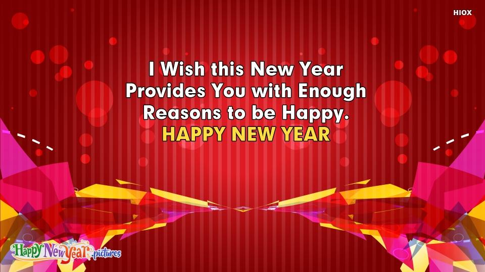 Happy New  Year Happy
