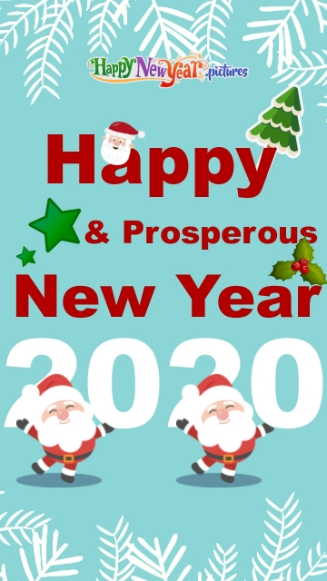 Best Wishes For A Happy and Prosperous New Year