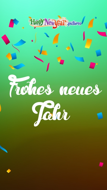 Cheerful Happy New Year Wishes In German