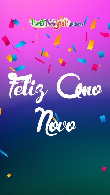 Cheerful Happy New Year Wishes In Portuguese