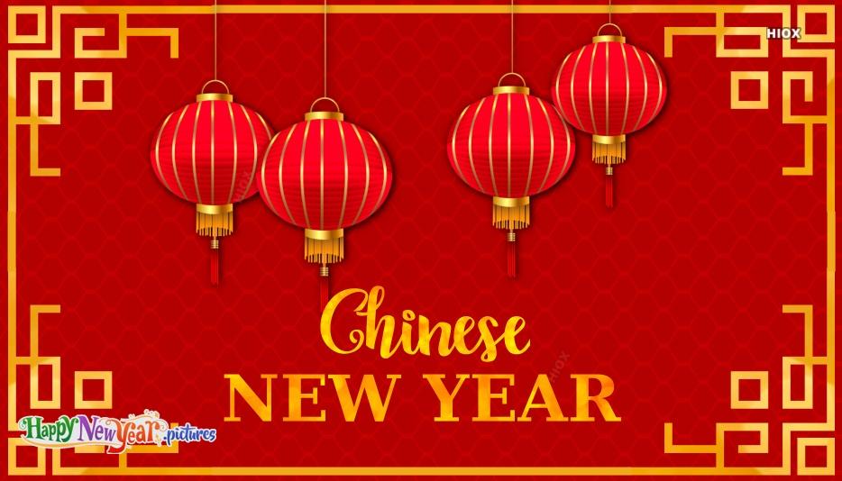 Chinese New Year Happy New Year