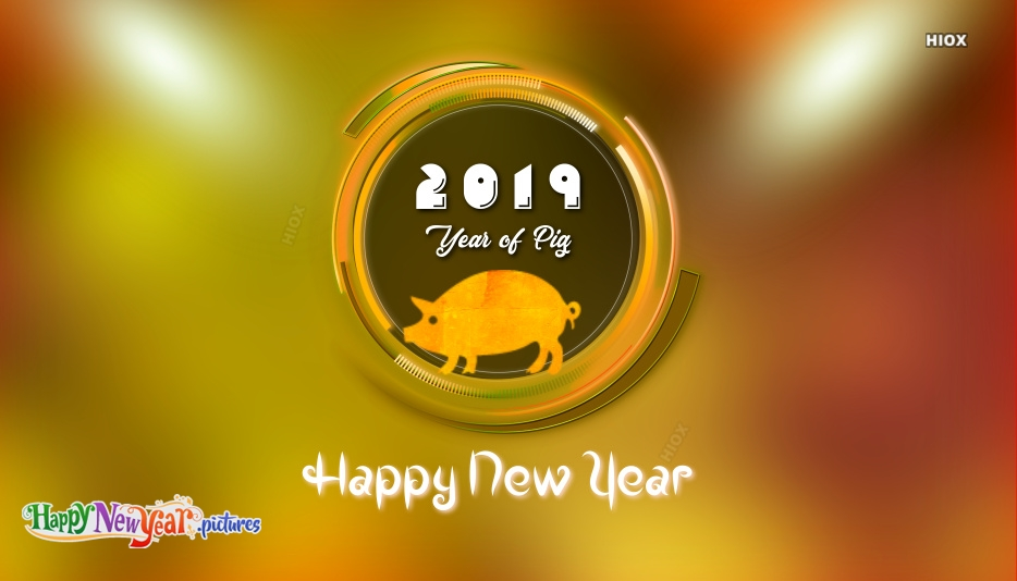 Year Of The Pig Images, Wishes