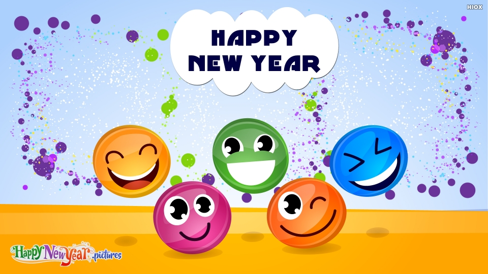 Funny Happy New Year Wishes Dear All