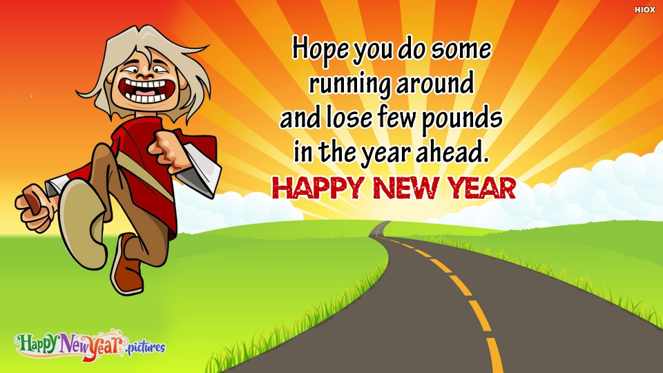 Funny Happy New Year Wishes To All