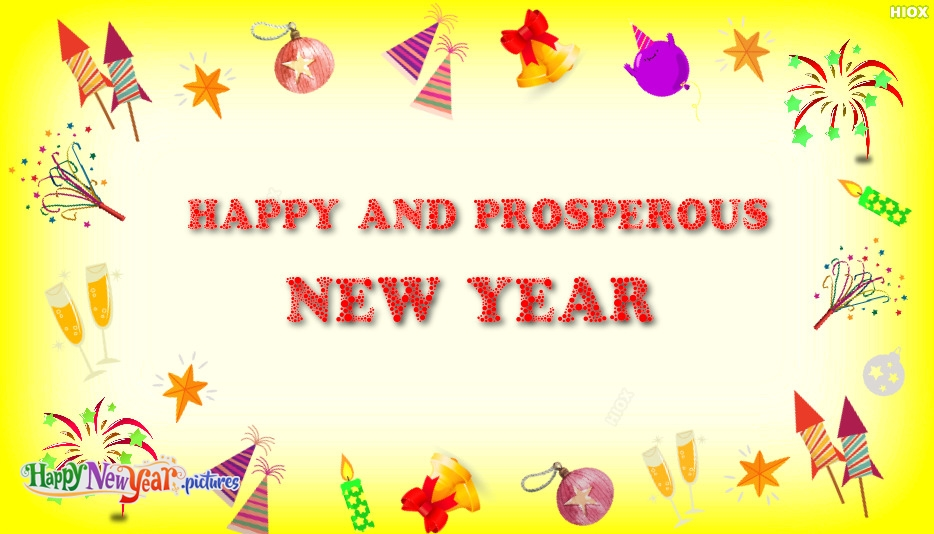 Happy N Prosperous New Year