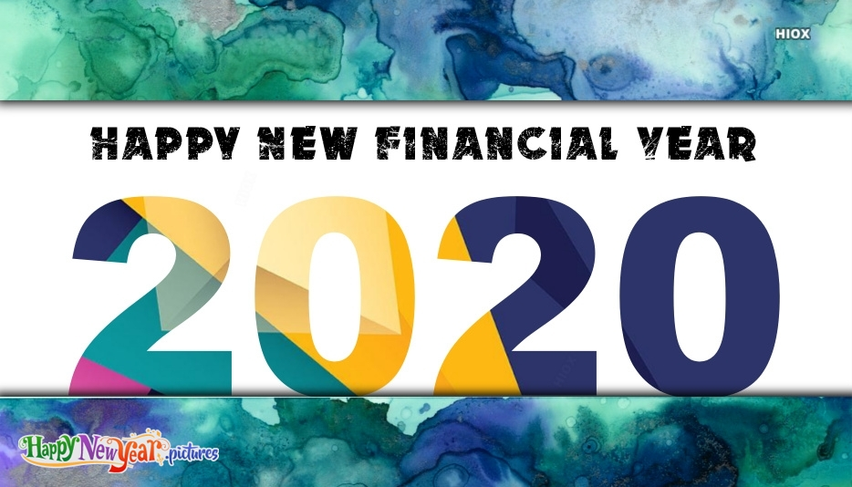 Happy New Financial Year 2020