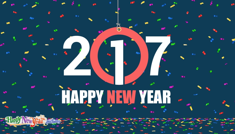 Happy New Year 2017 Picture - Happy New Year Images for 2017