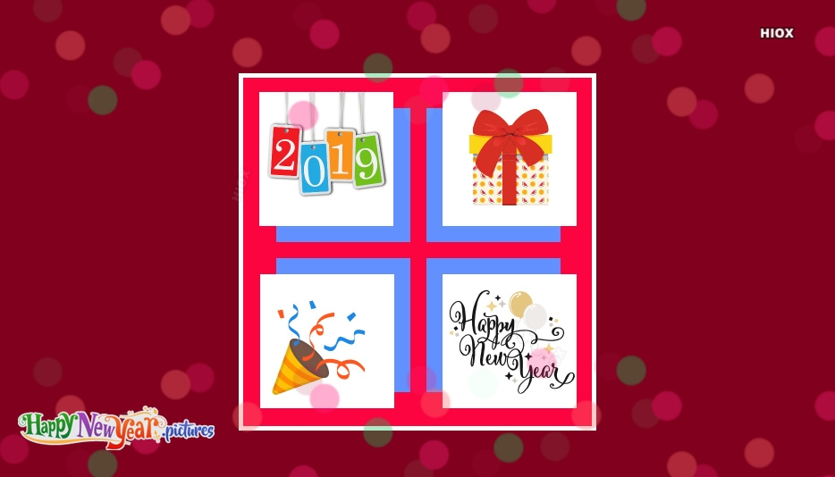 Happy New Year Clipart Images