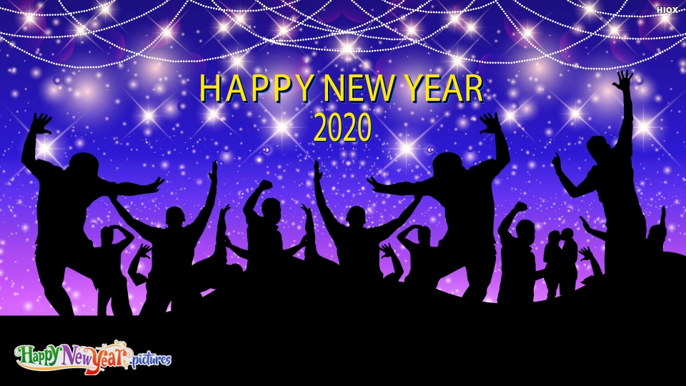 Happy New Year 2020 Wishes For All