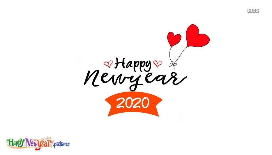 Happy New Year 2020 Cute