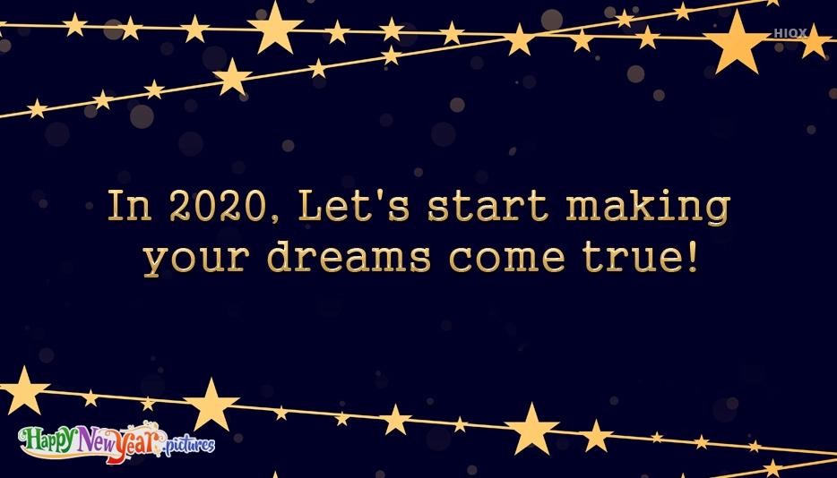 Happy New Year 2020 Hd Image