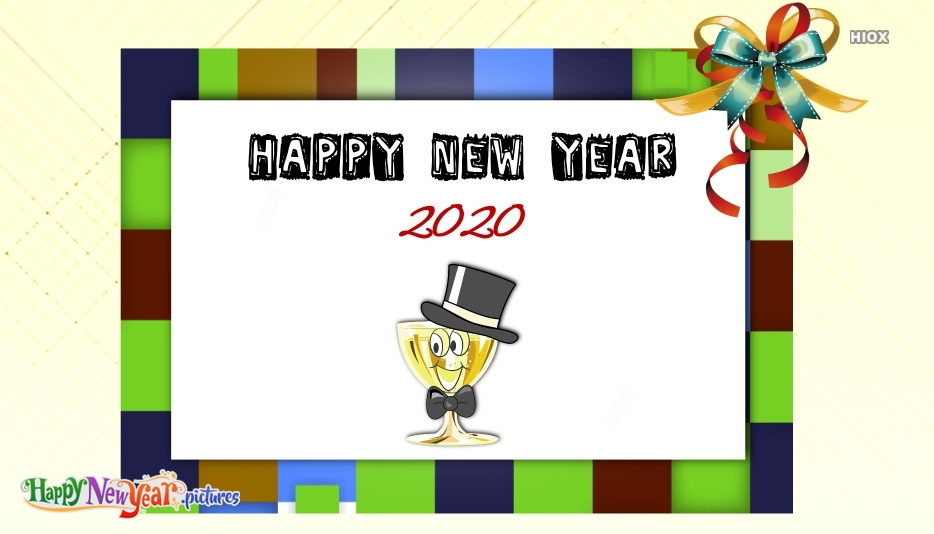 Happy New Year Animated GIF Images Pictures