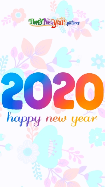 Happy New Year 2020 Picture