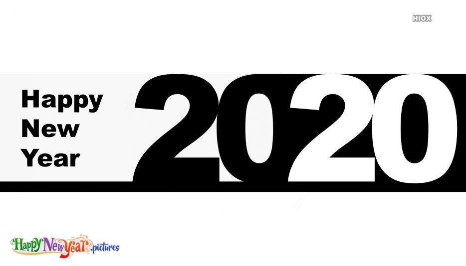 Happy New Year 2020 Psd