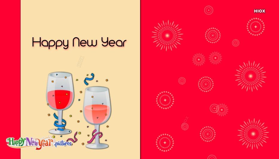 Happy New Year Amazing