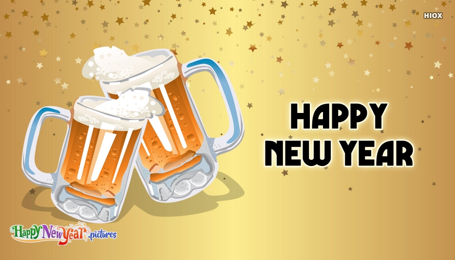 Happy New Year Beer Pictures