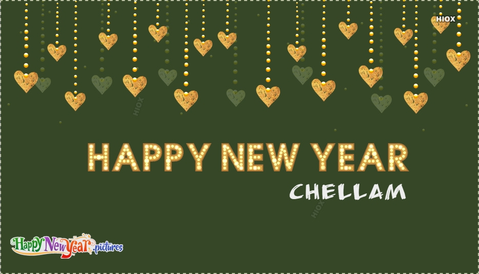 Happy New Year Chellam Image