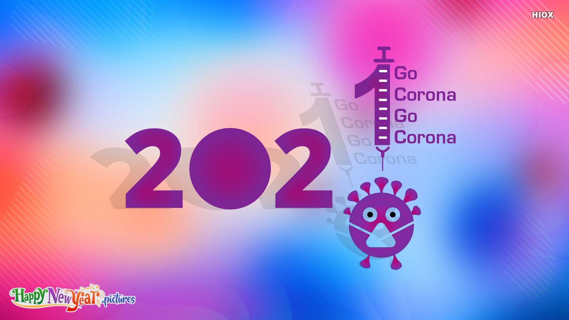 Happy New Year Corona Meme