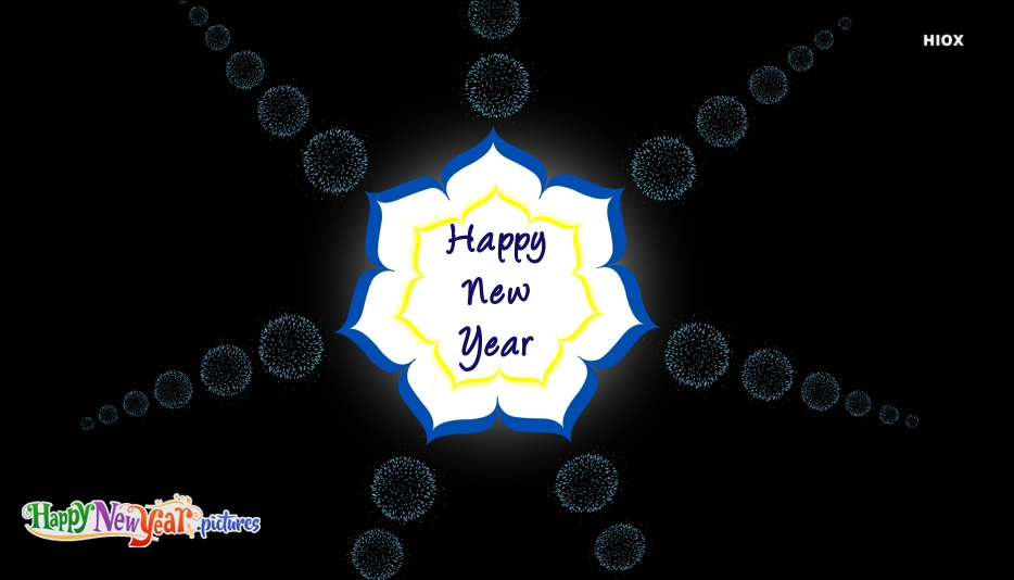 Unique Happy New Year Images, Wishes