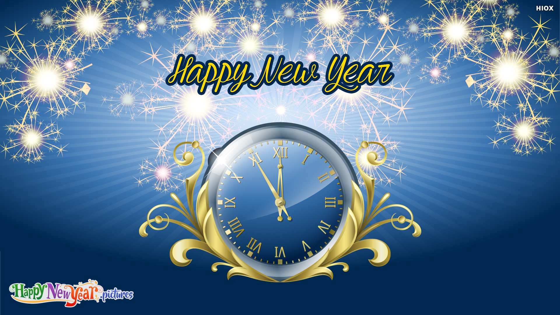Happy New Year Day Greetings To All